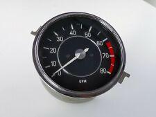 BMW E9 Drehzahlmesser 2800CS DZM TACHOMETER BMW E9 2800 CS TACHO RPM COUNTER