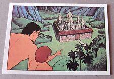 Figurine PANINI : TARZAN N°149 - Edgar RICE BURROUGHS 1976 1977 1978 - Vignette