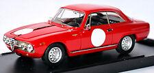 Alfa Romeo 2000 Sprint Coupe 1960-62 rot red 1:43 Bang