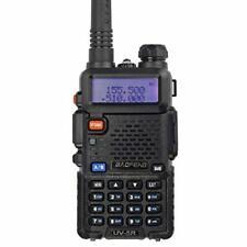 Police Fire Radio Two Way Scanner Transceiver Handheld Portable F-Antenna HAM US
