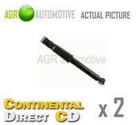 2 x CONTINENTAL DIRECT REAR SHOCK ABSORBERS SHOCKERS STRUTS OE QUALITY GS3130R