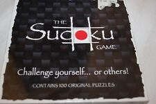 The Sudoku Game 1-4 Players Ages 9+