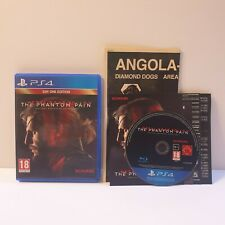 Metal Gear Solid V: The Phantom Pain PS4 Playstation 4 Day One Edition