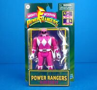 Mighty Morphine Power Rangers Retro Morphin Kimberly Pink Ranger Action Figure