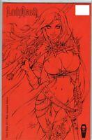 Lady Death Chaos Rules #1 Mega Incentive Edition (Damn McTeigue)