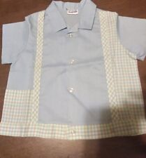 VTG Toddle Tyke Forrest Gump Charlie Sheen Style Bowling Baby Shirt NWOT 1980s