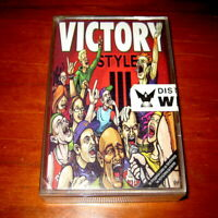 Victory Style III Various Made in Bulgaria cassette Bulgarian Edition 1998 rare