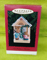 1995 Hallmark Keepsake Ornament - Our Christmas Together - Rabbits