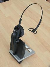 Sennheiser D10 Phone-EU DECT Headset + Lifter HSL 10