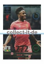 Panini Adrenalyn XL Champions League 14/15 - Raheem Sterling-Limited Edition