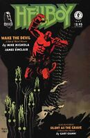 Dark Horse Comics HELLBOY WAKE THE DEVIL #4 (of 5)  FAST SHIPPING