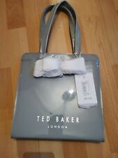Ted Baker Woman Bow Detail Small Icon SHOPPER Bag Without Tags