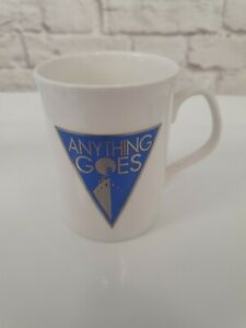 Anything goes mug theatre memorabilia, bone China