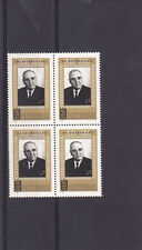 Romania 1965, Gh Dej,communist leader, block, MNH
