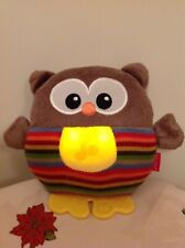 Fisher Price Soothe & Glow Brown Owl - Unisex