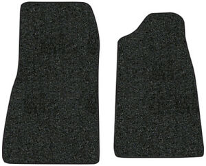 1964-1967 Sunbeam Tiger Floor Mats - 2pc - Cutpile