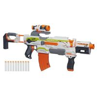 Brand New NERF N-Strike MODULUS ECS-10 Dart BLASTER Aus Version