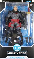DC Multiverse ~ 7-INCH FLASHPOINT BATMAN/THOMAS WAYNE UNMASKED ~ McFarlane Toys