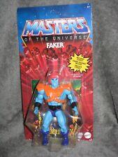 He-Man Masters of the Universe Origins ~ FAKER ~ MOSC Wave 5 MOTU
