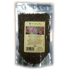 HERB ROBERT Conventional Herbal TEA 50g Preservatives-Free Premium Grade