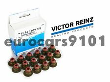 BMW X5 Victor Reinz Engine Valve Stem Oil Seal Set 12-37281-01 11340029751