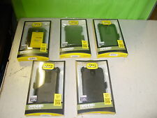 Lot of 5 Otter Box Defender Series Rugged  for Samsung Galaxy Note 3  93857-570