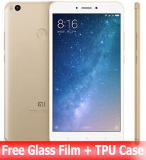 """Xiaomi Mi Max 2 Smartphone Android Snapdragon 625 Octa Core 6.44"""" 4GB 64GB Gold"""