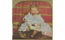 TINTED STEREOVIEW BABY GIRL + BOX OF CHOCOLATES