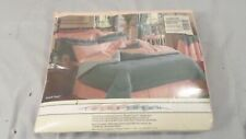 Vintage NOS Color Forum Smooth Touch by Martex Queen Flat Sheet