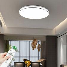 Dimmbar 62W LED Deckenleuchte Deckenlampe Wohnzimmer Lampe mit fernbedienung
