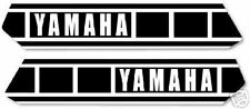 YAMAHA 1980 IT175 GAS FUEL TANK DECALS GRAPHICS