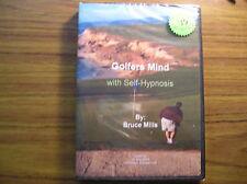 Golfers Mind - Self Hypnosis CD SRP $39