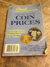 Edmund's United States Coin Prices, April-July, 1990 -mass Market Paperback