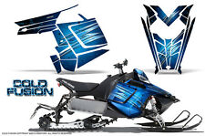 POLARIS RUSH PRO RMK 600/800 SLED SNOWMOBILE GRAPHICS KIT CREATORX WRAP CFBLI