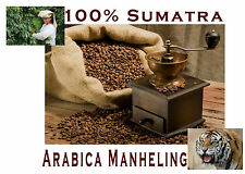 4 lbs 100% Premium Arabica Sumatra roasted Whole Beans by Candlewood