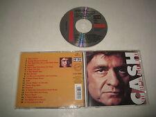 JOHNNY CASH/THE BEST OF JOHNNY CASH(POP SHOP/COLUMBIA 462557 2) CD ÁLBUM