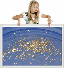 PLACER GOLD PAYDIRT SUPER CONCENTRATES CHUNKY NUGGETS FLAKES FINES PAN OR SLUICE