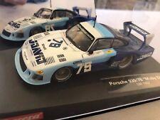 """Carrera Evolution 27154 Porsche 935/78 """" Moby Dick"""" LM 1982 NEU OVP Licht"""
