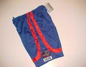 Negro Leagues PNLPA 1935 Throwback Retro Logos Blue Red Unisex Shorts 3XL New