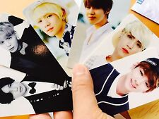 SHINEE PHOTO CARD ((001)) - VERSION <A>,<B>,<C>- allof - lucifer MINHO TAMIN