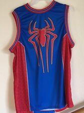 Amazing Spiderman 62 Logo Jersey Marvel Comics Tee Shirt Large Size 42-44 Movie