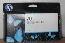 HP 70 Tinte  C9390A light cyan für Designjet Z2100 Z3100 Z3200 Z5200 2015 OVP