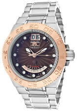 Invicta 10870 Men's Subaqua Brown Sunray Dial Stainless Steel Watch