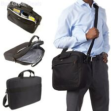 "15-15.6"" inch Laptop Notebook Tablet Carrying Sleeve Bag Briefcase Black"
