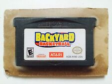 Backyard Basketball (Nintendo Game Boy Advance) (eb1)