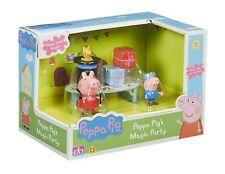 Carácter Options Peppa Pig Magic Fiesta Playset Edad 3+