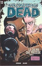 THE WALKING DEAD VOLUME 13 EDIZIONE SALDAPRESS/GAZZETTA DELLO SPORT