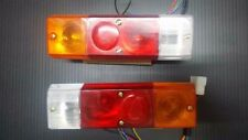 JDM Yue Loong Datsun 720 Truck D21 Rear Tail Lamp Light 80-86 1 Pair Lights