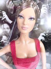 Herve Leger Barbie Gold Label Doll by Max Azria Collectors NIB in Shipper
