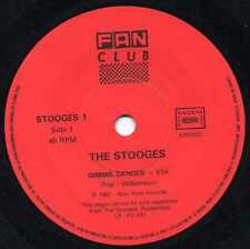 "IGGY & THE STOOGES ""GIMMIE DANGER"" FAN CLUB FR 1973/87"